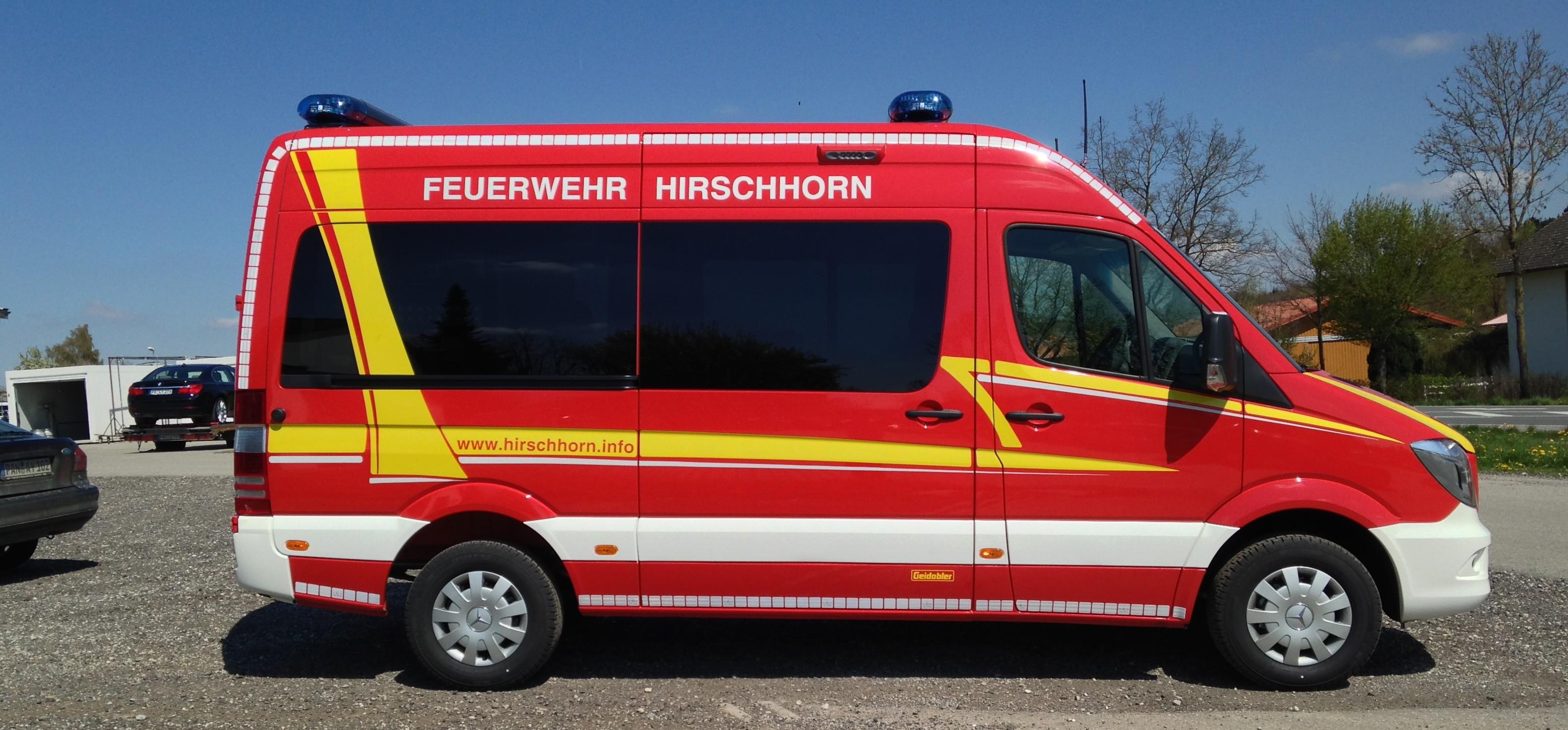 Feuerwehr Hirschhorn