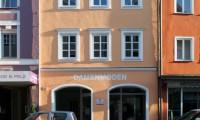 die zweite Fassade in der Pfarrkirchener Str.