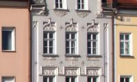 Die Fassade vor der Renovierung